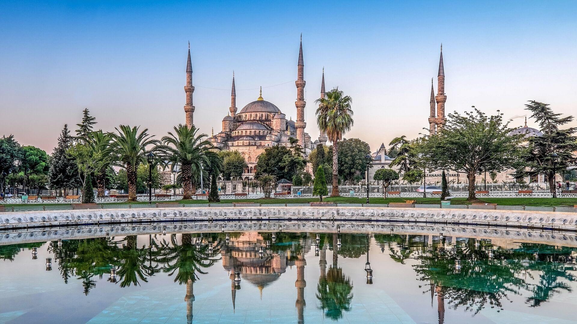 Istanbul Nova godina 2021