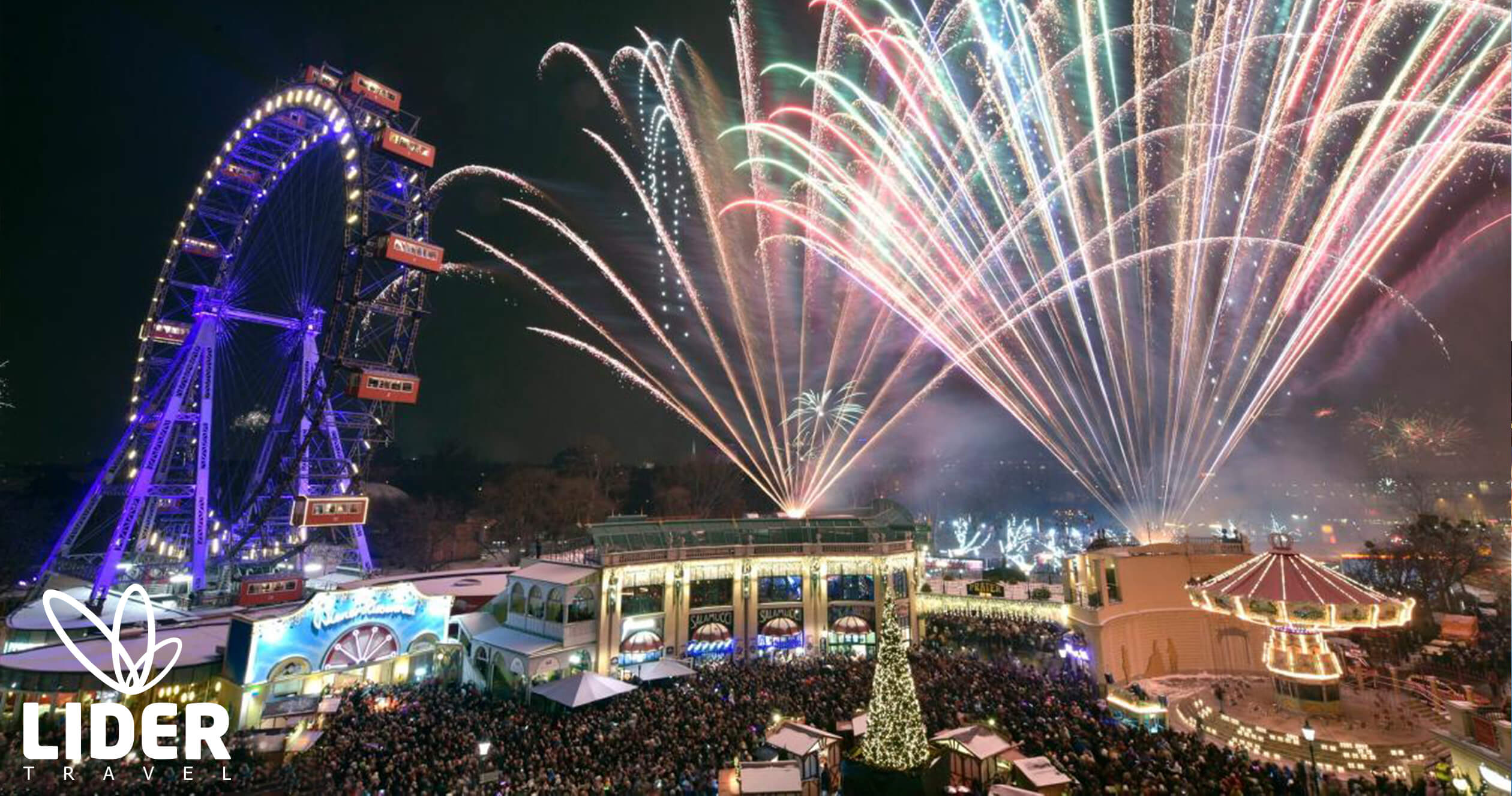 Beč Nova godina