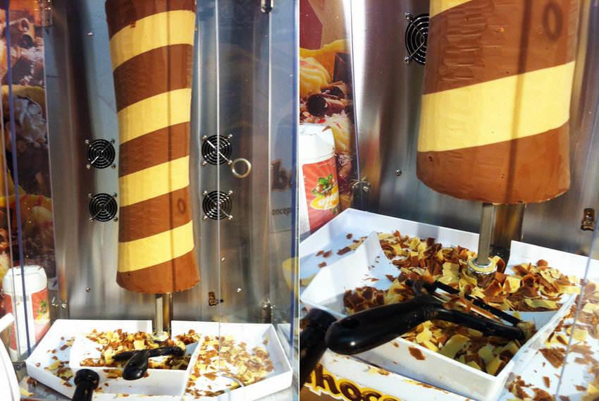 čokoladni kebab