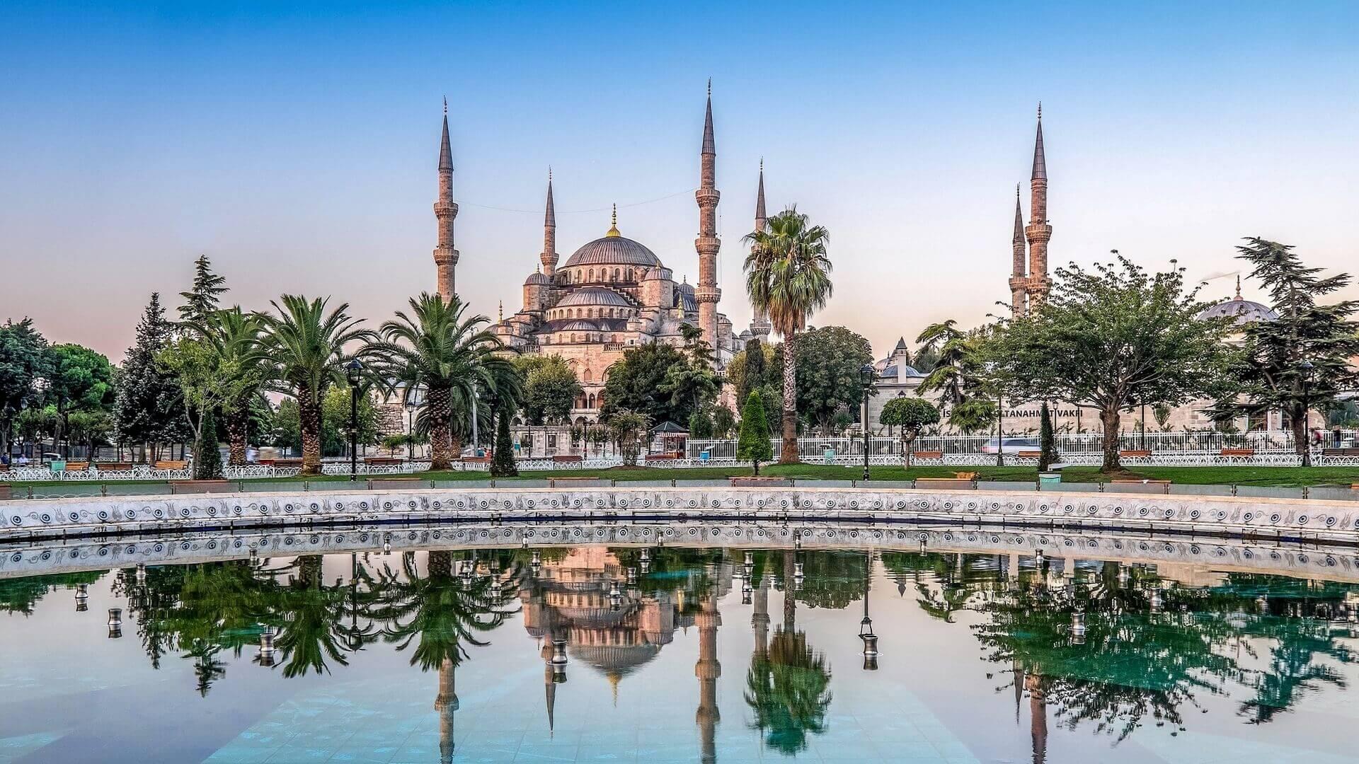 plava dzamija istanbul putovanje