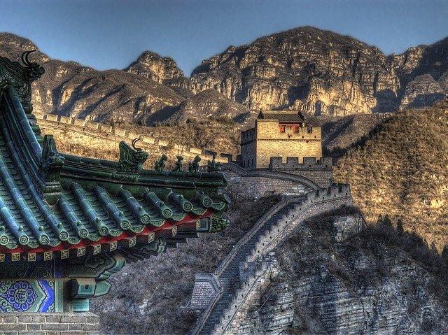 kineski zid sedam svetskih čuda novog sveta