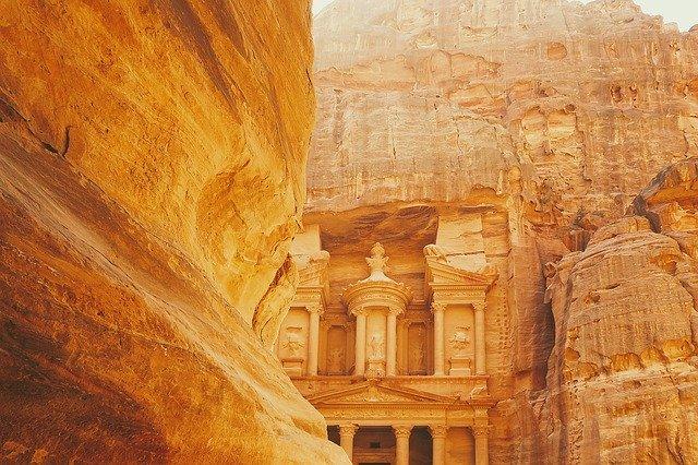petra jordan Sedam svetskih čuda novog sveta