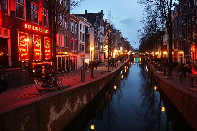 red light amsterdam