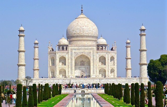 Tadž Mahal Sedam svetskih čuda novog sveta