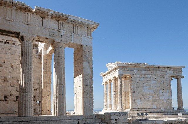 akropolj atina