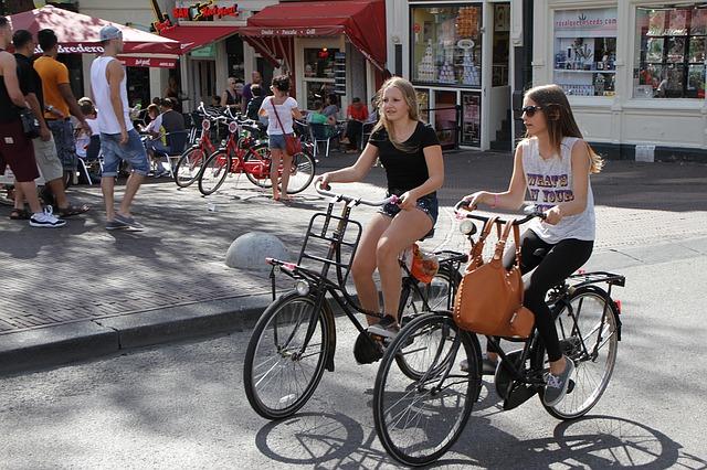 amsterdam bicikl