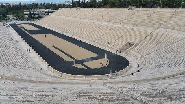 olimpijski stadion u atini