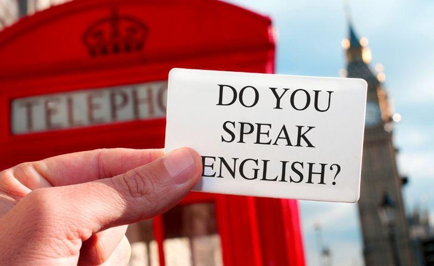da li pricate engleski