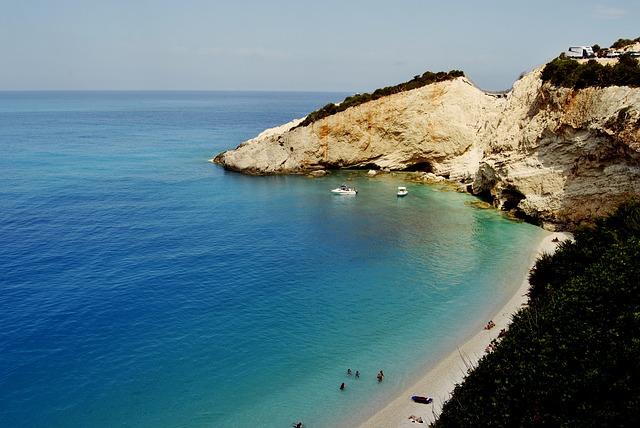 Najlepše plaže na Lefkadi