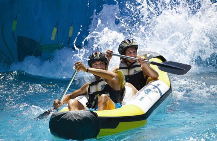 rafting adaland