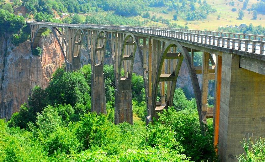 Most na Đurđevica Tari