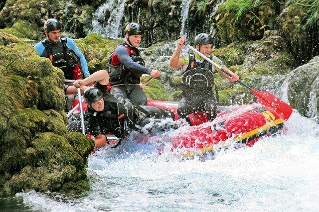 Rafting iskustva