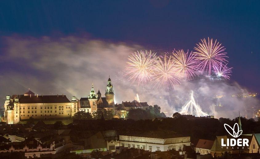 Nova godina Krakov