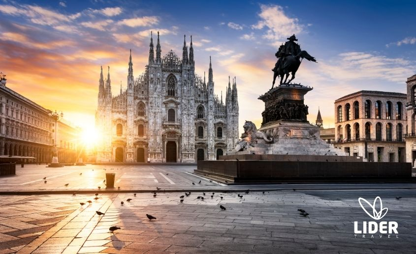 Nova godina Milano
