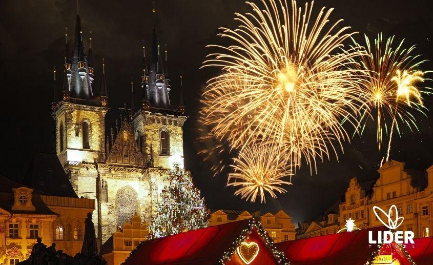 Nova godina Prag