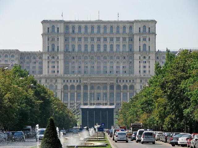 Parlament Bukurešt