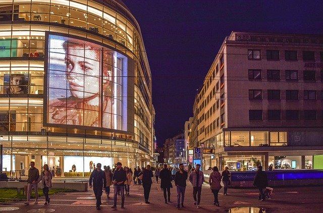 Trzni centar Bukurešt