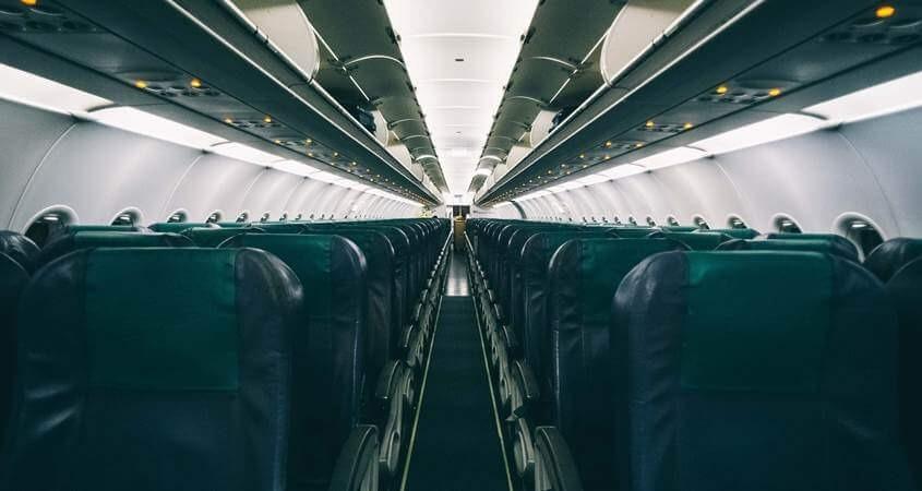 klase u avionu