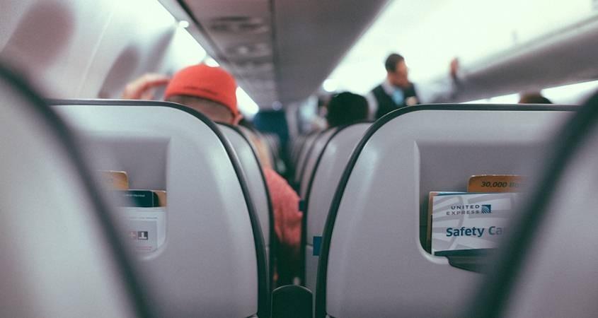Bezbednosna pravila ponašanja u avionu