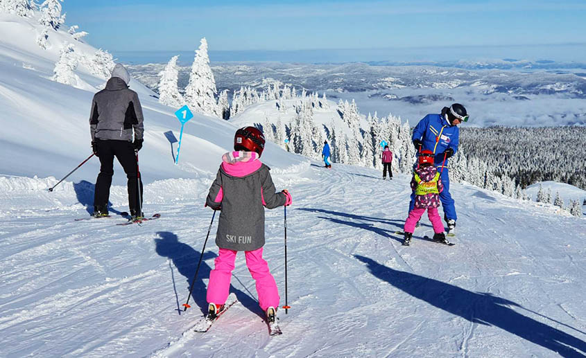 škola skijanja jahorina