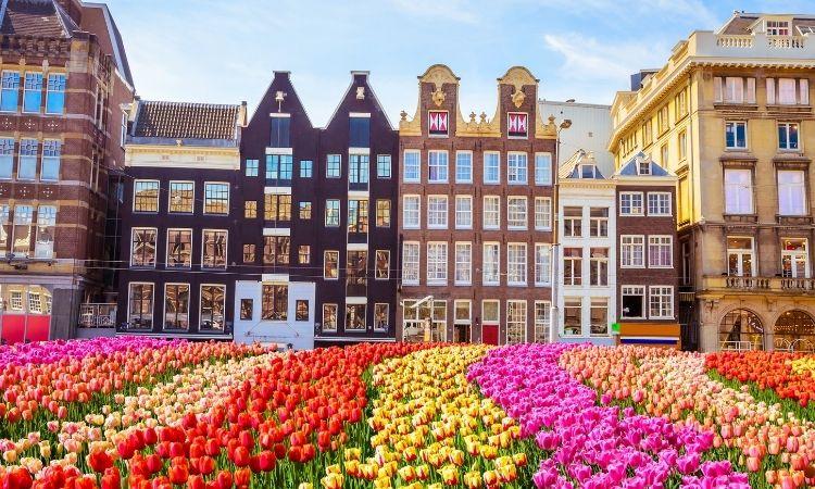 Amsterdam putovanje