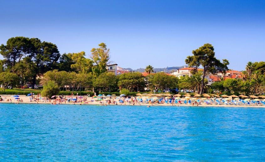 Hanioti Grčka