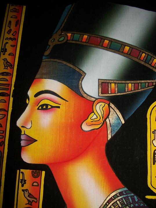 egipatska sminka
