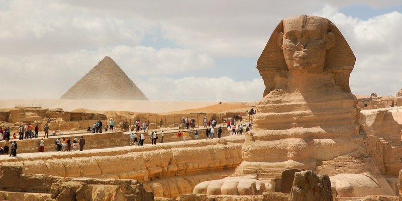 sfinga egipat