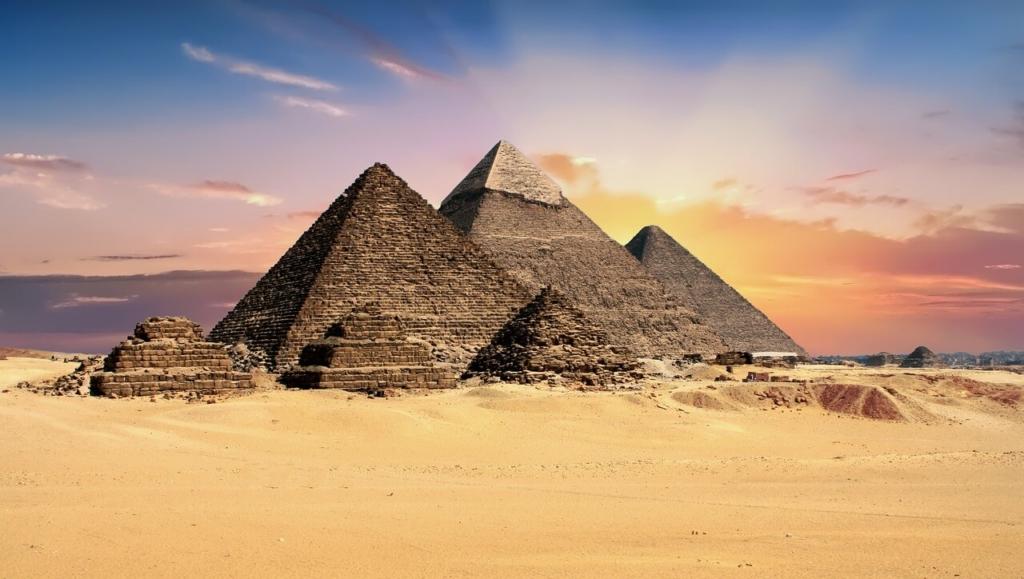 Piramide u Egiptu