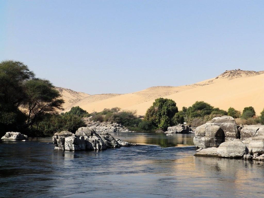reka nil zašto posetiti Egipat
