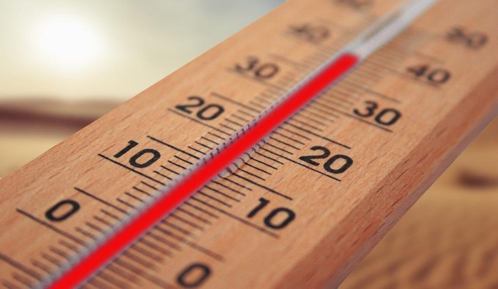 Temperatura egipat