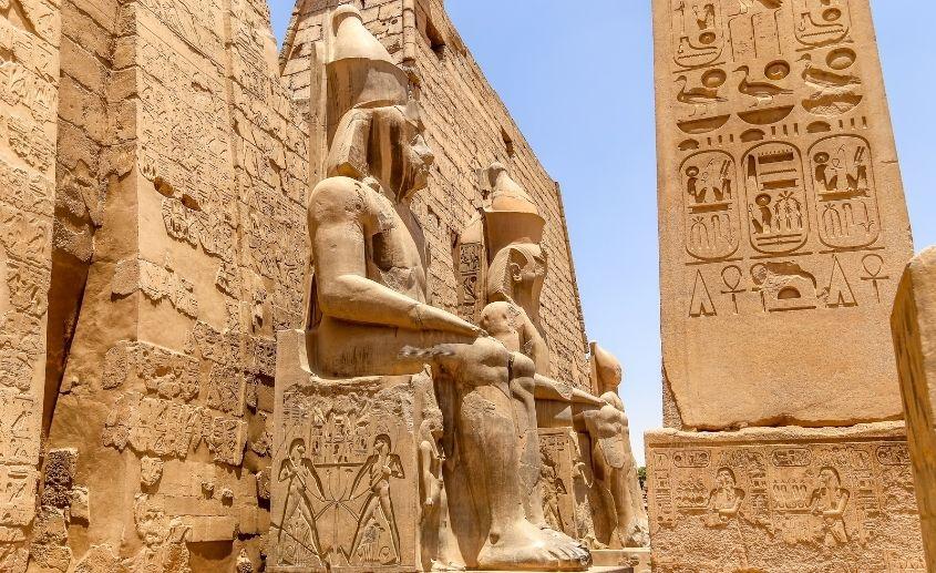 Faraoni egipat
