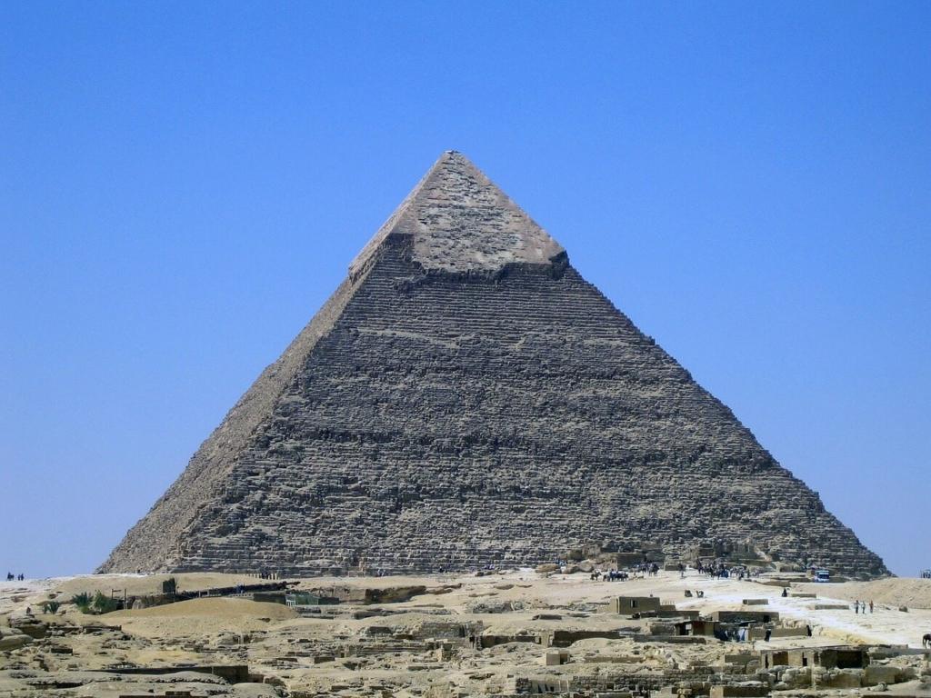 Piramide u Egiptu, Kefrenova piramida