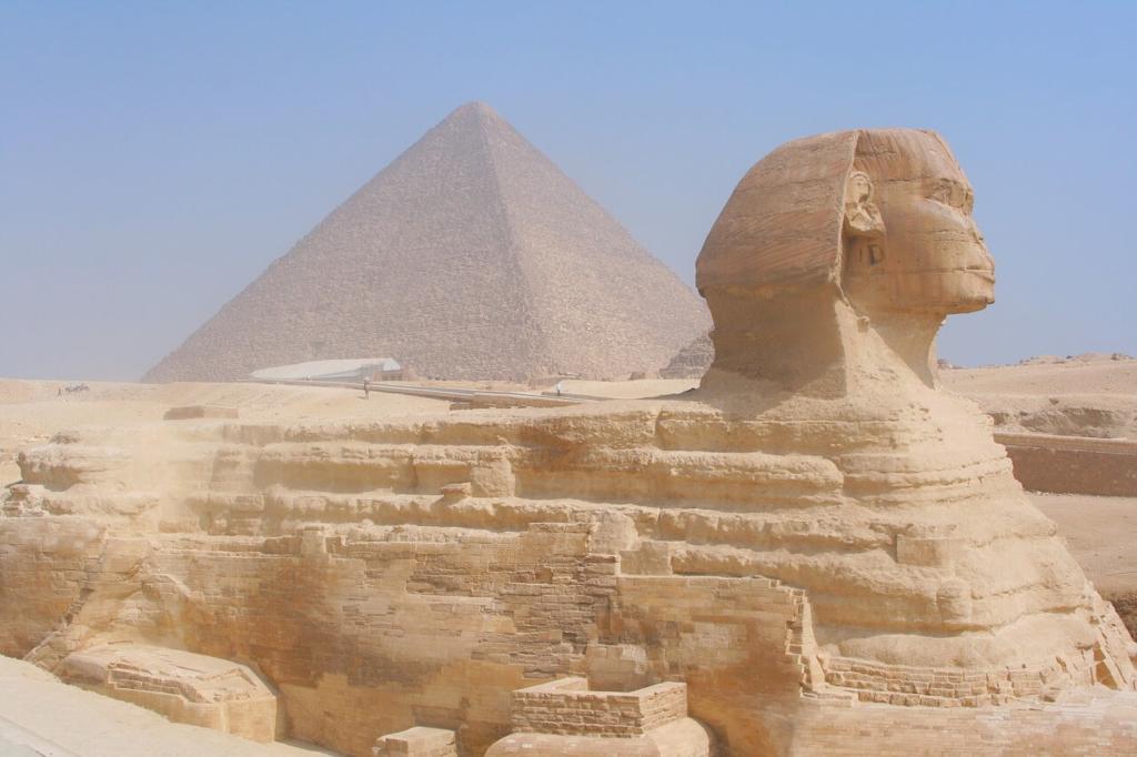Piramide u Egiptu, Keopsova piramida
