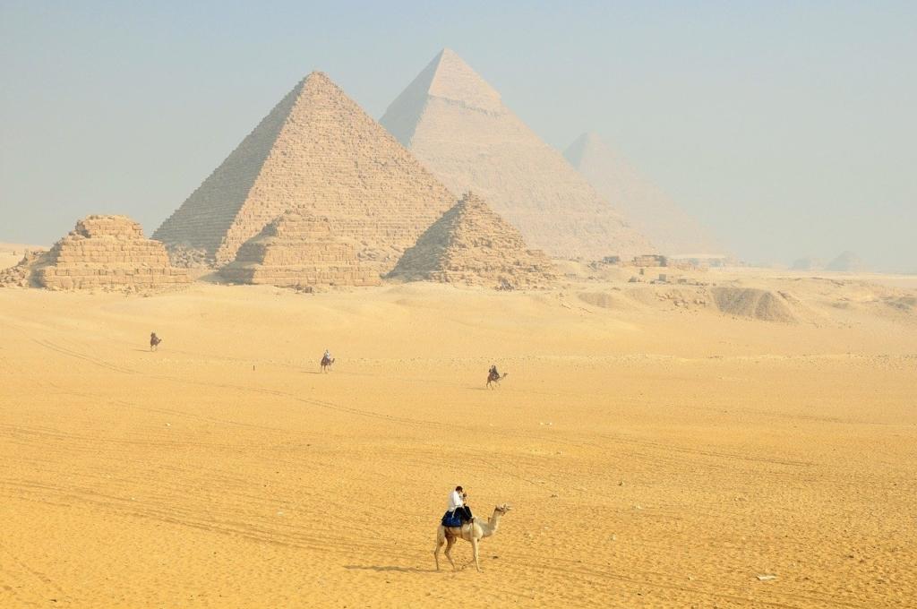 Piramide u Egiptu, Mikerinova Piramida