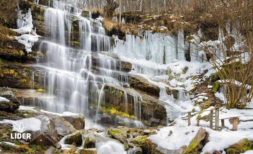 Stara planina vodopadi