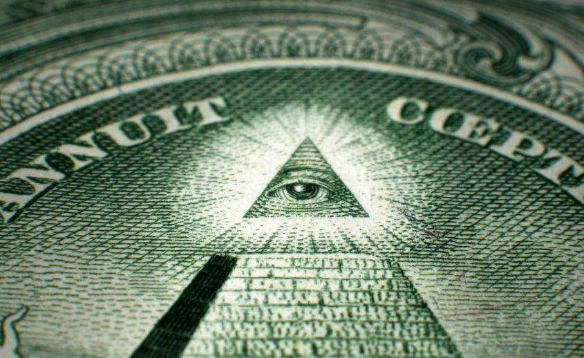 Masonsko oko egipatska mitologija