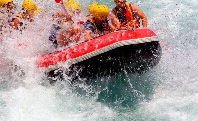 Rafting Tarom u maju