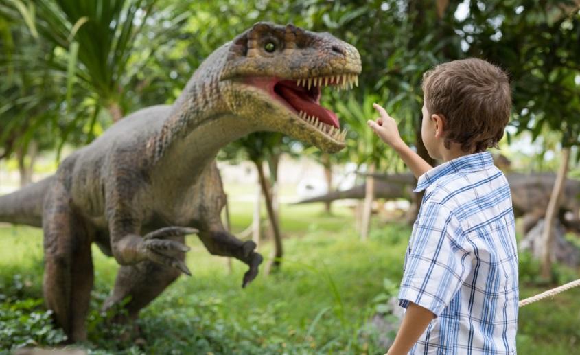 Šta videti na Zlatiboru? - Dino park
