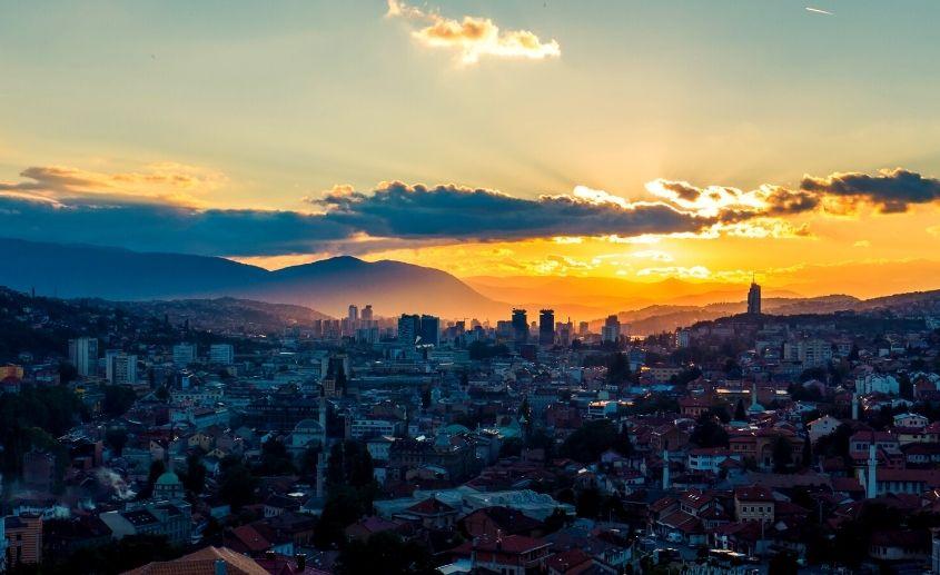 Sarajevo zanimljivosti planine