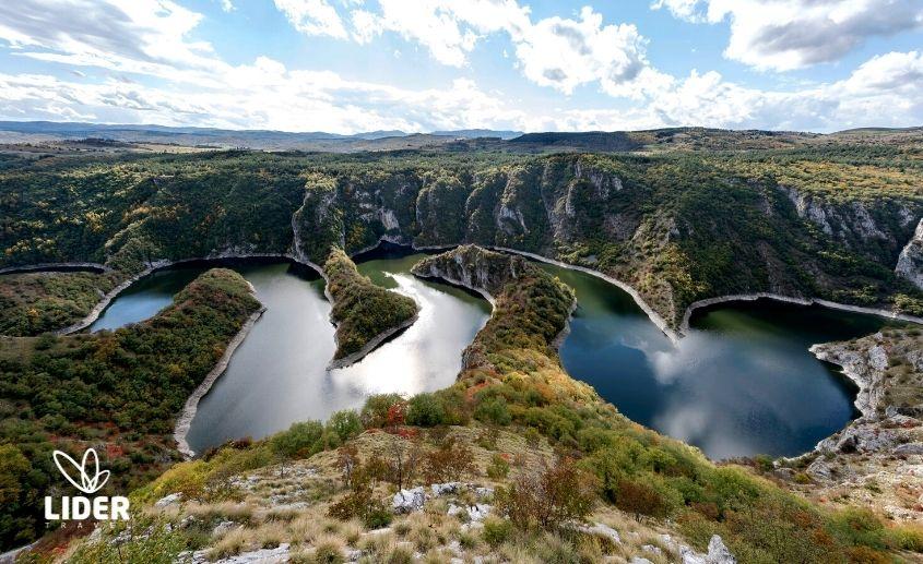 Zlatar planina i Uvac