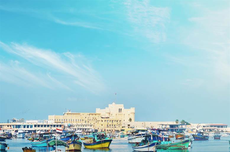 Aleksandrijski svetionik