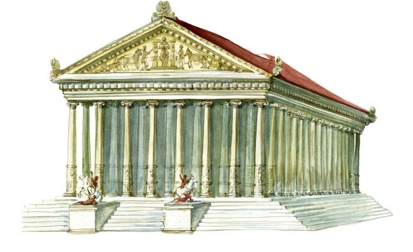 Artemidin hram u Efesu