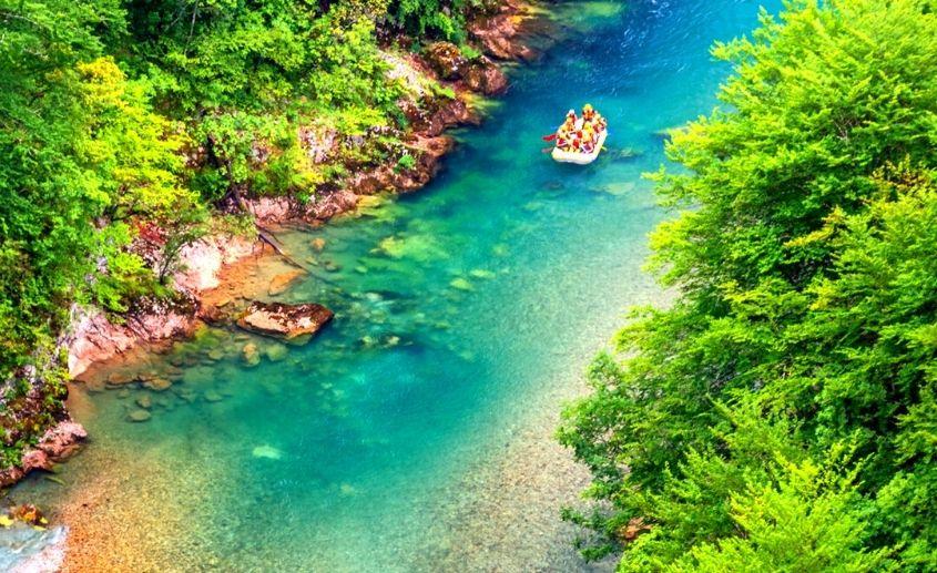 Rafting Foča