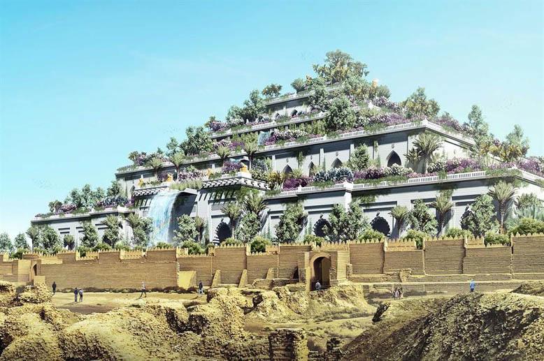 Vavilonski viseći vrtovi