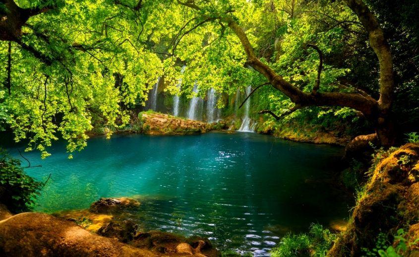 Kursunlu vodopadi