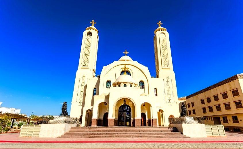 Šarm el Šeik koptska crkva