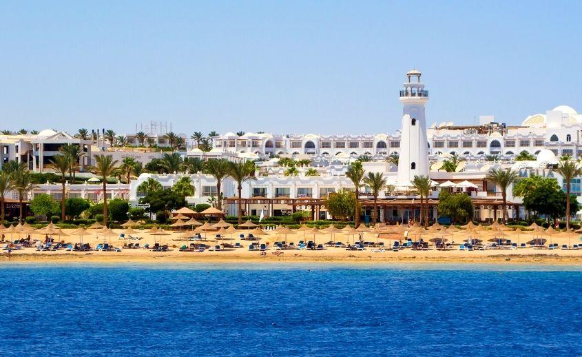 sharm el sheikh plaže