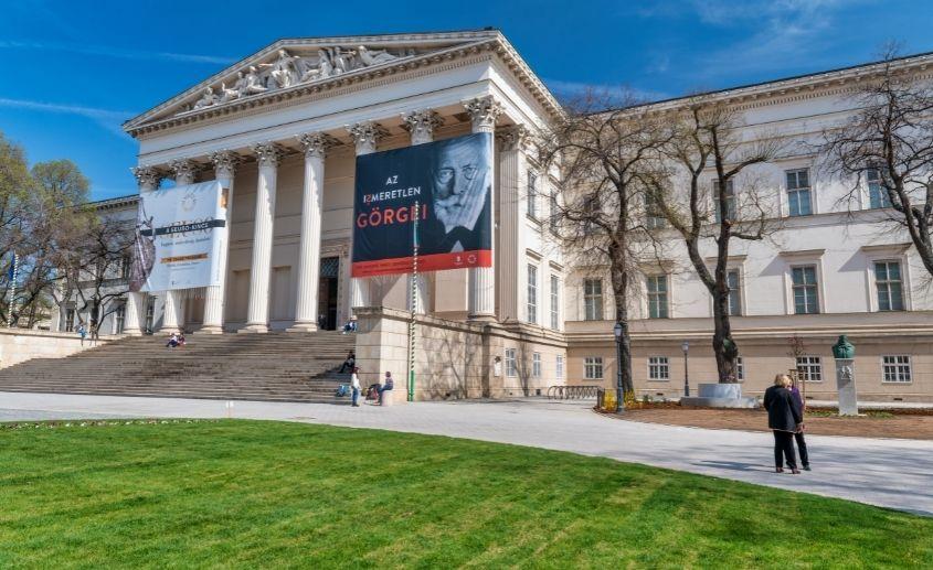 Nacionalni muzej Mađarske