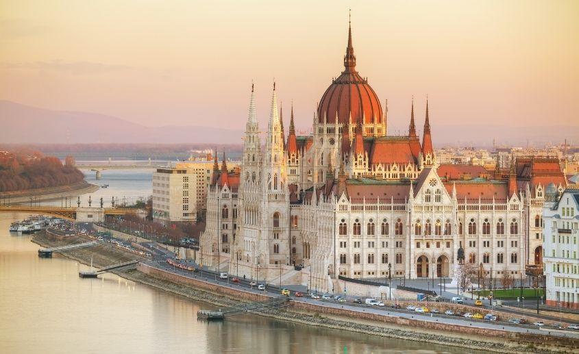 Parlament Budimpesta